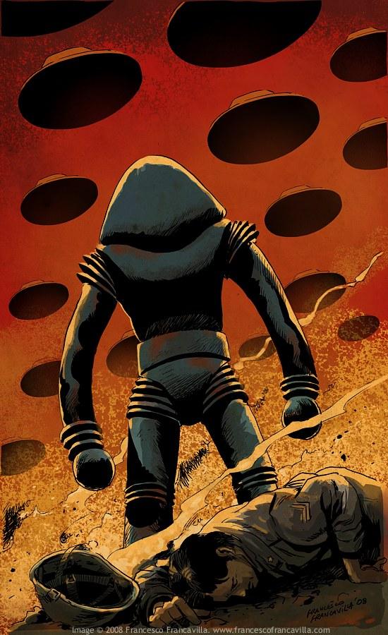 Far Future Horizons : Ray Harryhausen's Earth vs. the ...
