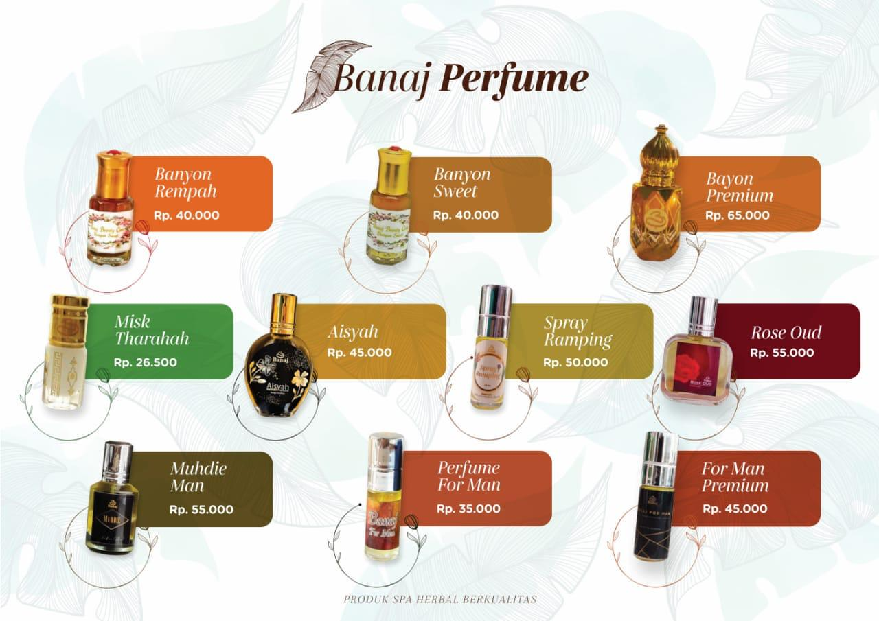 Banaj Perfume