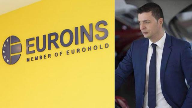 Ο Κωνσταντίνος Μάκαρης και η Euroins Ελλάδος ενισχύουν έμπρακτα την Εθνοφυλακή της Λέρου με απαραίτητο εξοπλισμό