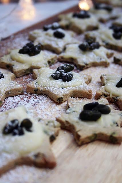 Pistazien-Kekse