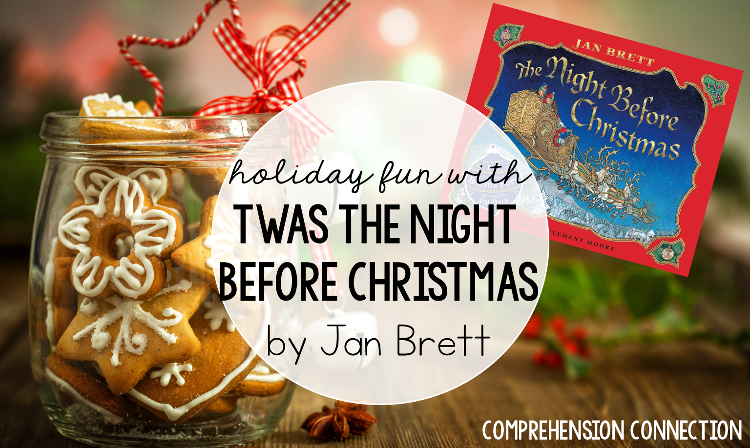 There are many versions of Twas the Night Before Christmas, and that means many teaching options too. Check out this post for ways you can use various versions for teaching reading skills and writing.