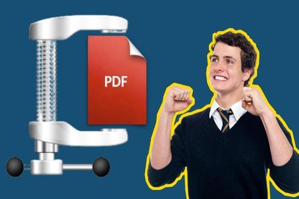 برنامج لتقليص حجم ملفات PDF دون التأثير على جودتها و اجعل ملفاتك قابلة للمشاركة عبر الانترنت