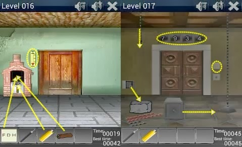 100 Doors Remix Solution Level 16 17 18 19 20