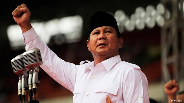 Prabowo: Tak Perlu Khawatir dengan Penyadapan