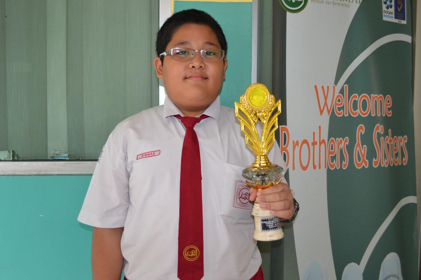 Lomba Matematika Sd 2013 Info Lomba 2015 Up To Date Sd Al Hikmah Surabaya Juara 3 Olimpiade Jawa Timur