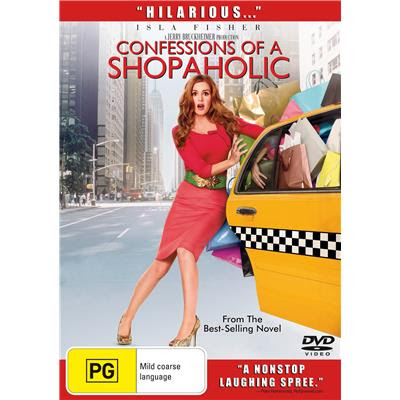 Movie Review: Confessions of a Shopaholic