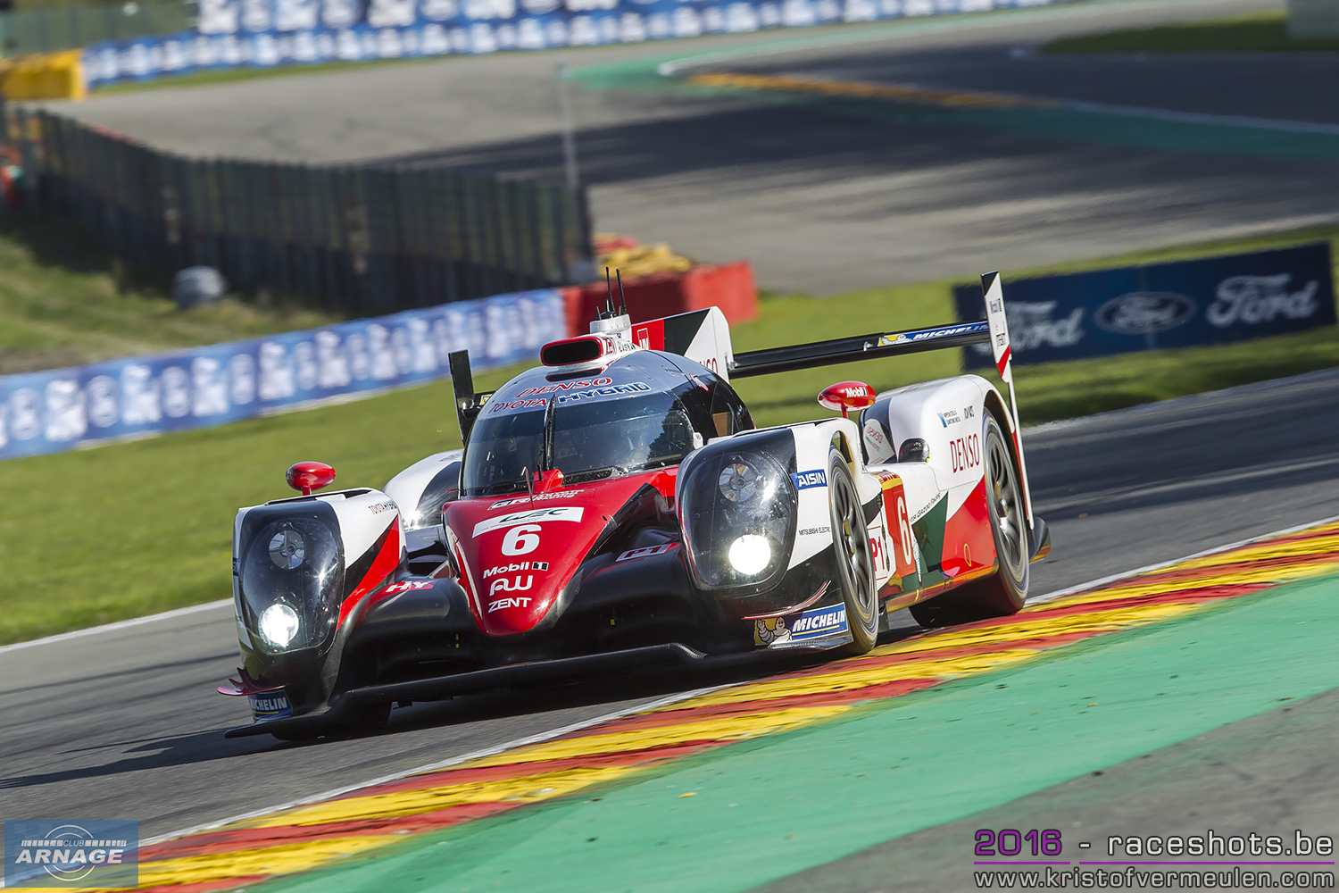 club arnage 2018 toyota gazoo racing confirms third car for spa and le mans. Black Bedroom Furniture Sets. Home Design Ideas