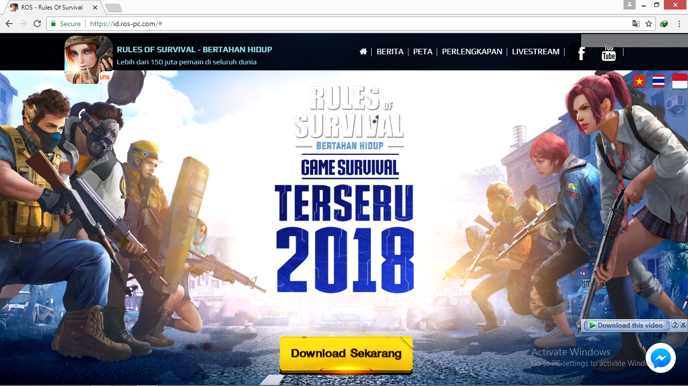 Ros pc download | Rules of Survival PC Download (ROS PC) for Windows