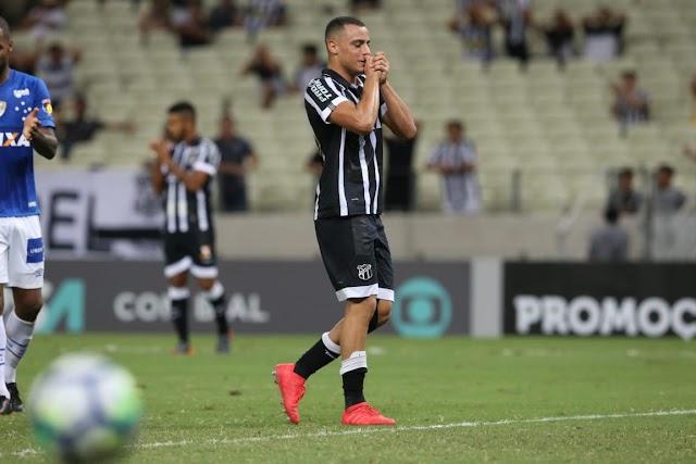 Ceará 0 x 1 Cruzeiro: O Ceará que a torcida quer para o futuro...