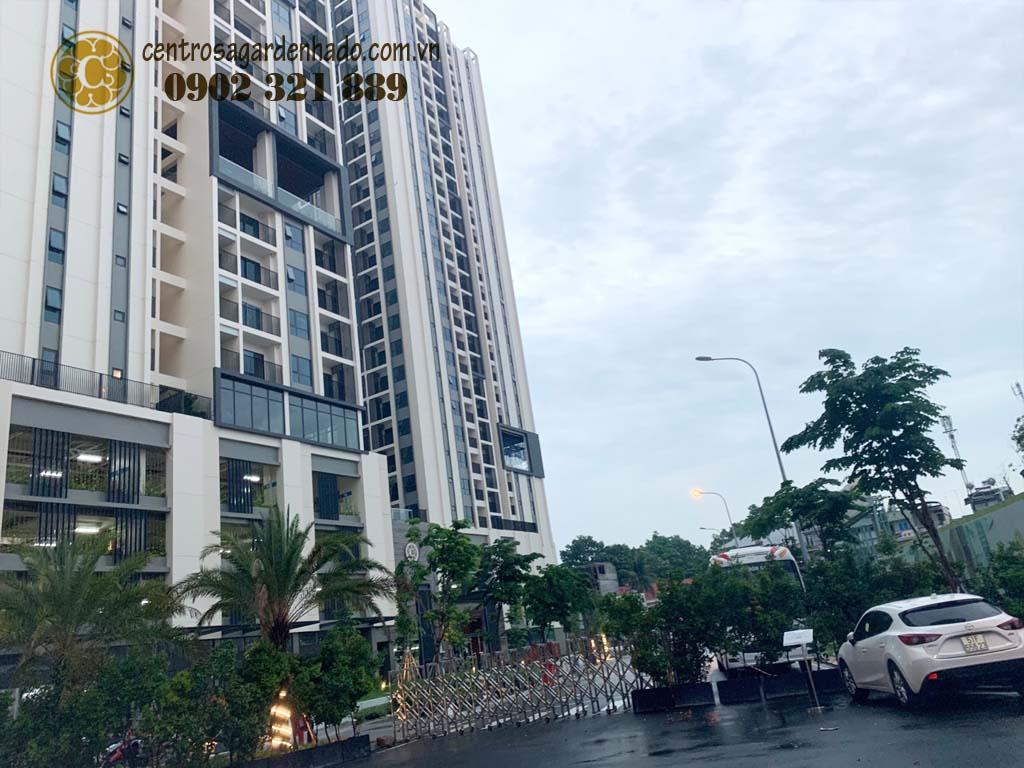 Bán gấp căn hộ 1PN Centrosa Garden tầng 30 Orchid 2 - hình 2