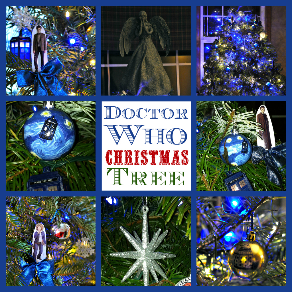 Doctor WHO - Holiday Style on Pinterest | Doctor Who ...
