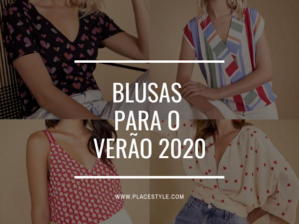 Blusas para o verão 2020