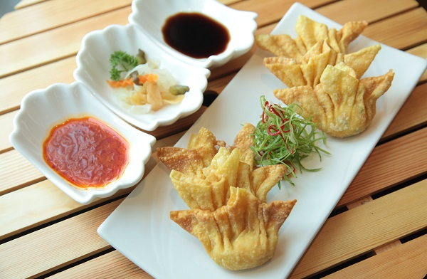 Chinese food appetizers