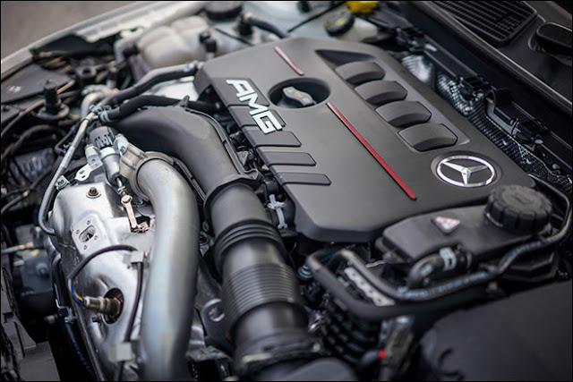 Cận cảnh Mercedes-AMG A35 sedan vừa ra mắt