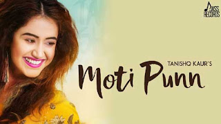 Moti Punn Lyrics | Tanishq Kaur | MixSingh | New Punjabi Songs 2018 | Latest Punjabi Song 2018