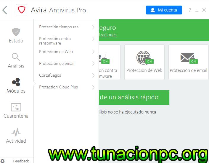 Avira AntiVirus Pro con Licencia