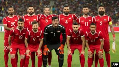 مشاهدة مباراة سوريا وغوام