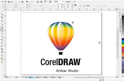 42 Shortcut Keyboard pada CorelDraw