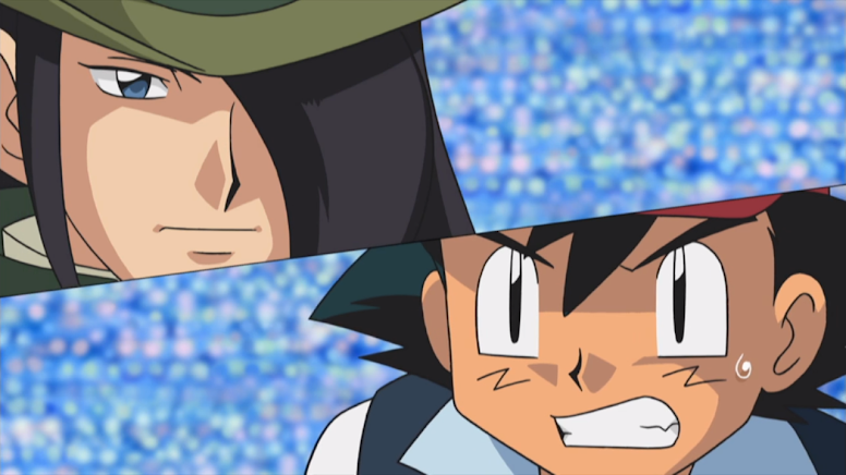Ash vs Nando
