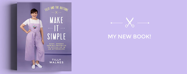 Make It Simple - sewing book