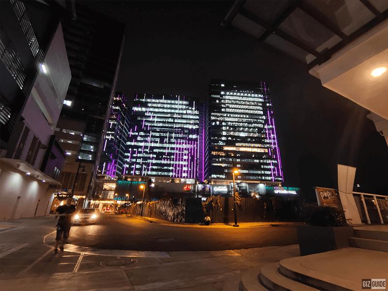 Vivo NEX 3 ultra-wide low light
