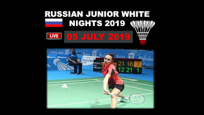 RUSSIAN JUNIOR WHITE NIGHTS 2019