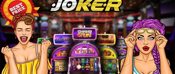Situs Slot Terpercaya Resmi Joker123 Gaming Deposit 50 Ribu
