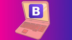 Bootstrap 4: Build Responsive One Page Website From Scratch