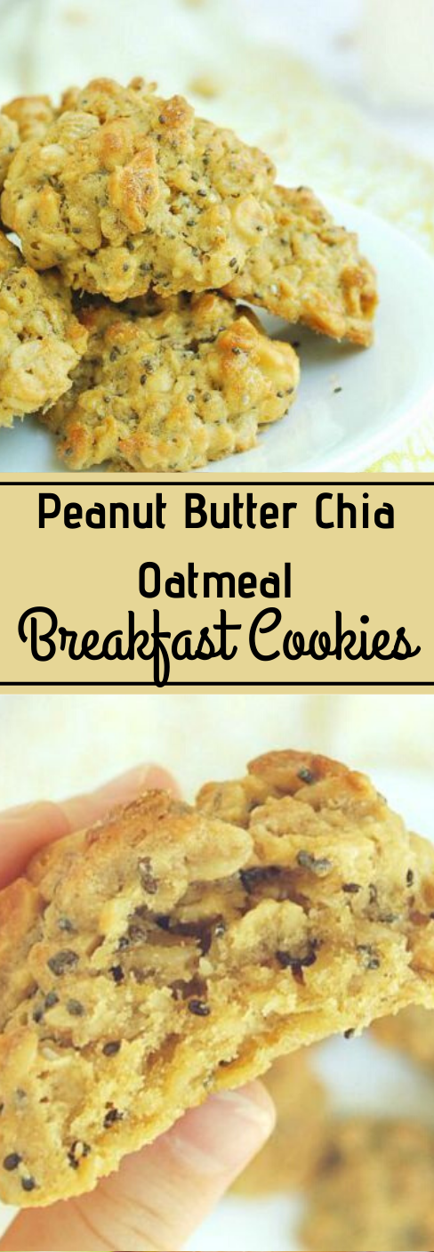 PEANUT BUTTER OATMEAL BREAKFAST COOKIES  #glutenfree #desserts #cakes #easy #recipes