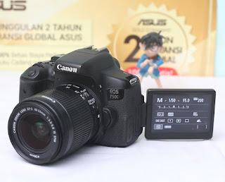 Canon EOS 750D + Kit 18-55 STM