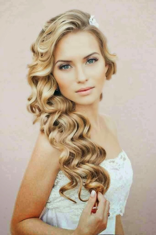 Swell Most Beautiful Prom Hairstyles 2015 Best Wedding Prom Hair Cute Hairstyle Inspiration Daily Dogsangcom