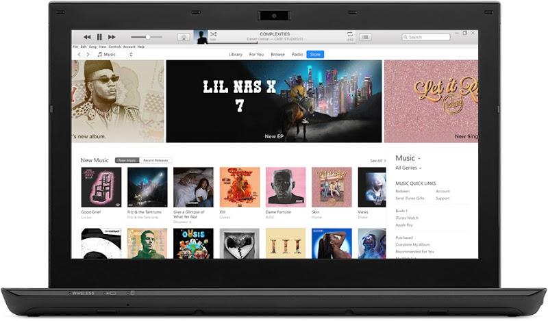 Descargar iTunes para Windows