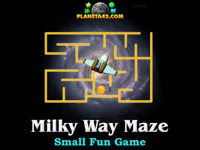 Milky Way Maze