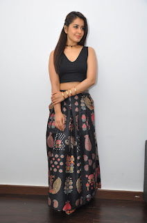 raashi khanna hyper movie promotions
