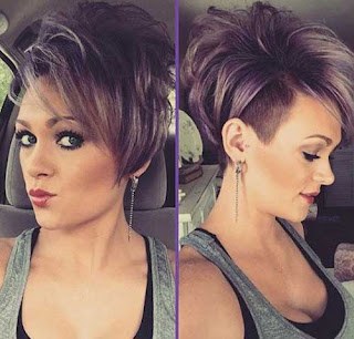 Latest New Styles for Short Hair Ideas for Women 2017