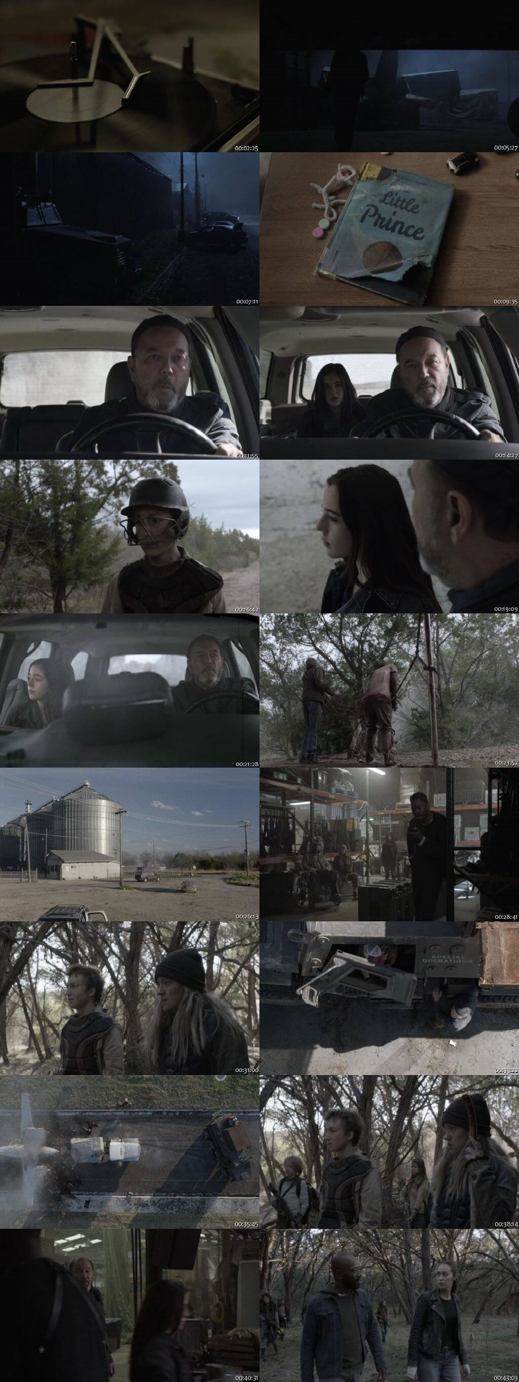 Screenshots Of English Show Fear the Walking Dead Season 05 Episode 04 2019 WEB-DL 720P 300MB