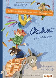 Cover von Gerlis Zillgens - Die Bremer Stadtmusikanten - was wirklich geschah