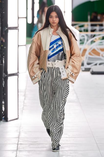 Mika Schneider SS21 by Kelly Fountain New York Fashion Week