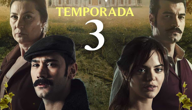 Estreno 3era temporada México