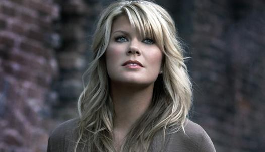 Cantante cristiana de música contemporánea Natalie Grant