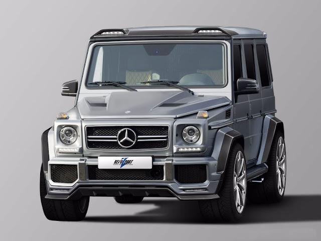 2017 RevoZport Mercedes-Benz AMG G63 And G65 - #RevoZport #Mercedes #AMG #G63 #G65 #tuning #suv