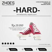 Cara Laundry Sepatu - Cara Cuci Sepatu Zhoes Laundry Pondok Aren