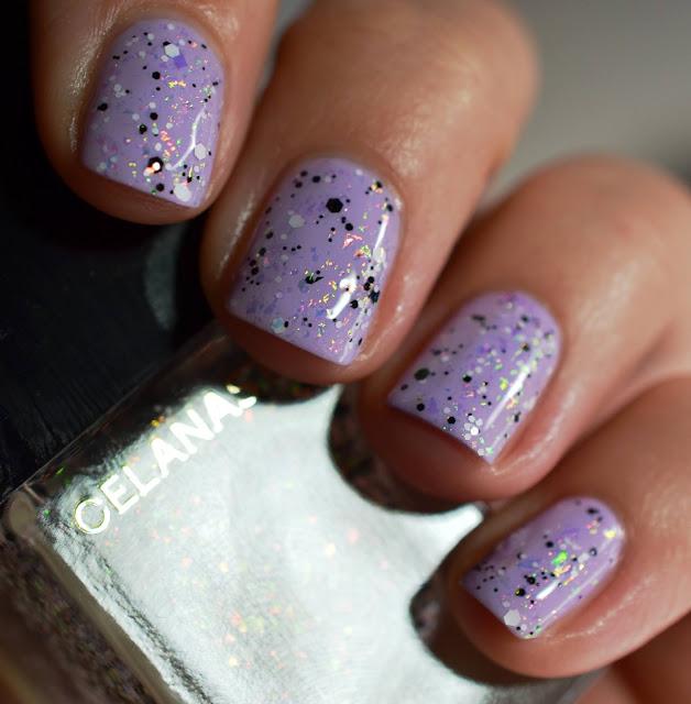 Celanaste Rhapsody swatch nail polish