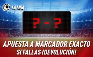 sportium Promo LaLiga hasta 27-10-2019