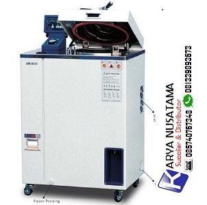 Jual Steam Sterilizer Vertical  Type  LAC-5100SD di Bandung