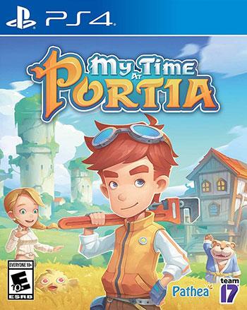 تحميل لعبة المغامرة My Time at Portia بلاي ستيشن PS4 برابط مباشر