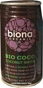 Biona coconut water