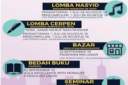 Event Islamic Psychology Festival Airlangga 2018