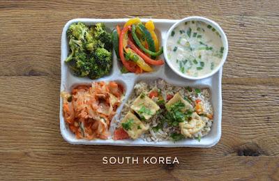 Mindennapi Korea: A menza