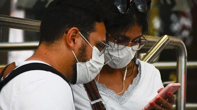 Coronavírus: sobe para 77 nº de mortos no Brasil; 2.915 casos confirmados